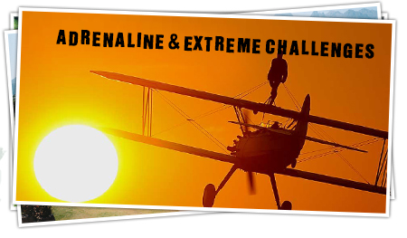Adrenalin Challenges