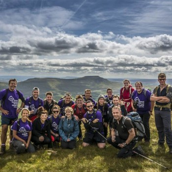 The Yorkshire 3 Peaks: May / June / August 2018