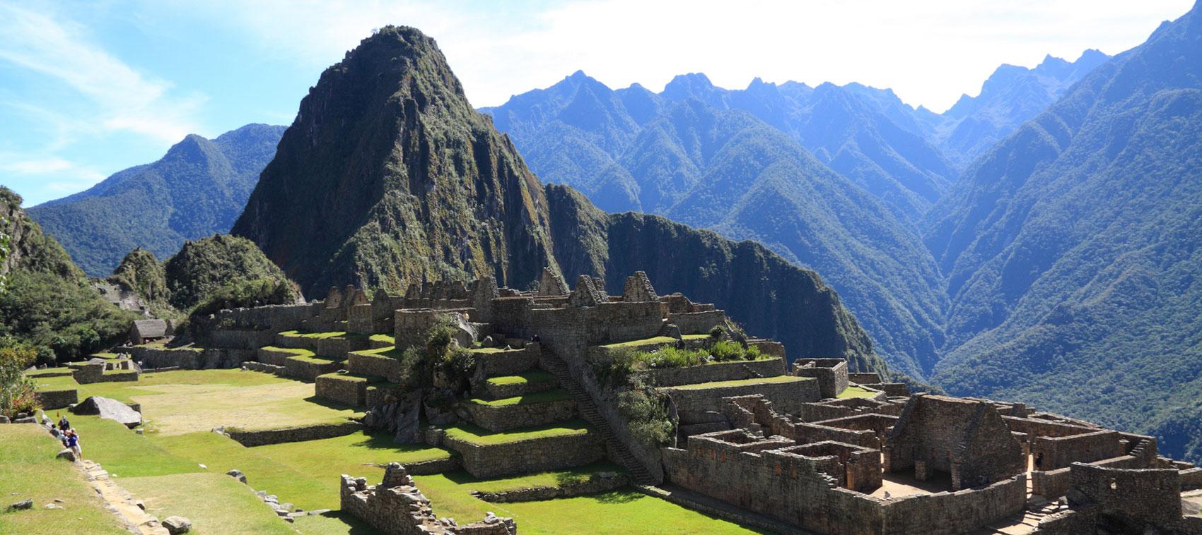 Machu Picchu Challenge - August 2019