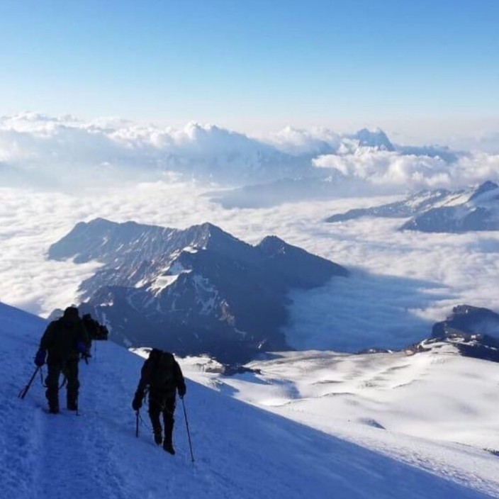 Mt Elbrus Challenge - July 2022