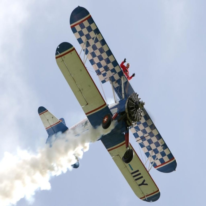 Wingwalking - Cirencester / Gloucestershire - Exclusive Saturday Flights