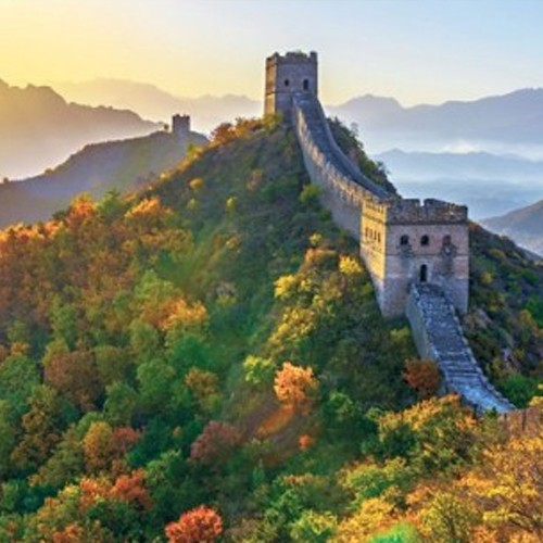 Great Wall of China Challenge - June 2022