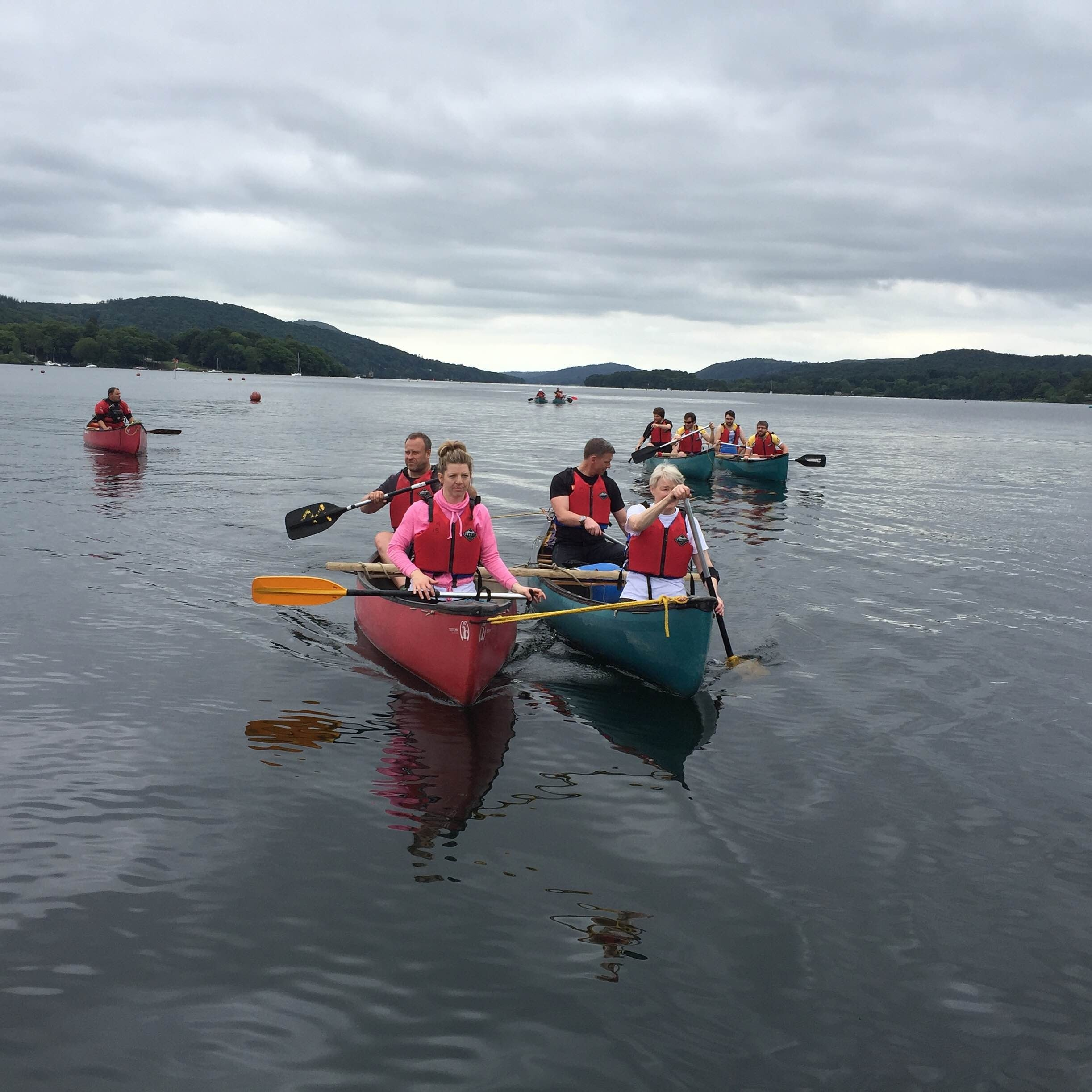 Northumberland River and coast ECO challenge: Group Bookings