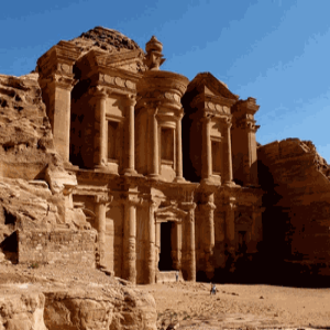 Petra Trek - April 2022