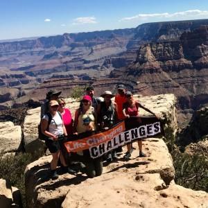 Grand Canyon Challenge 2017!