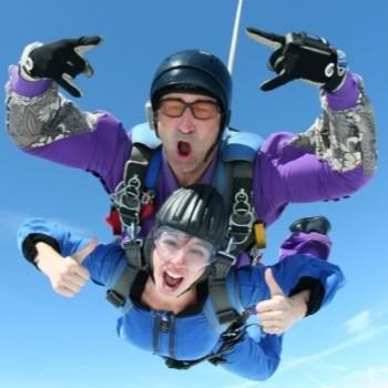 Tandem Skydiving North London