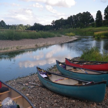 The Canoe Tucker Trail - 24 hours : Group booking