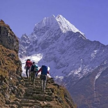 Everest Base Camp Challenge
