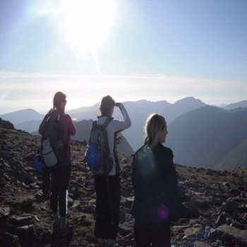 Scafell Pike DOUBLE Eco Challenge: Group Bookings