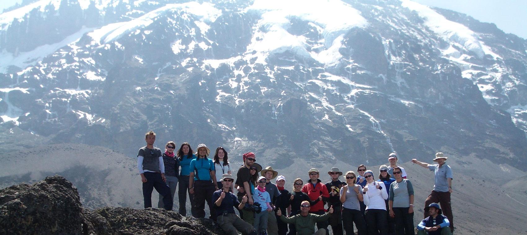 Kilimanjaro Challenge - 2021