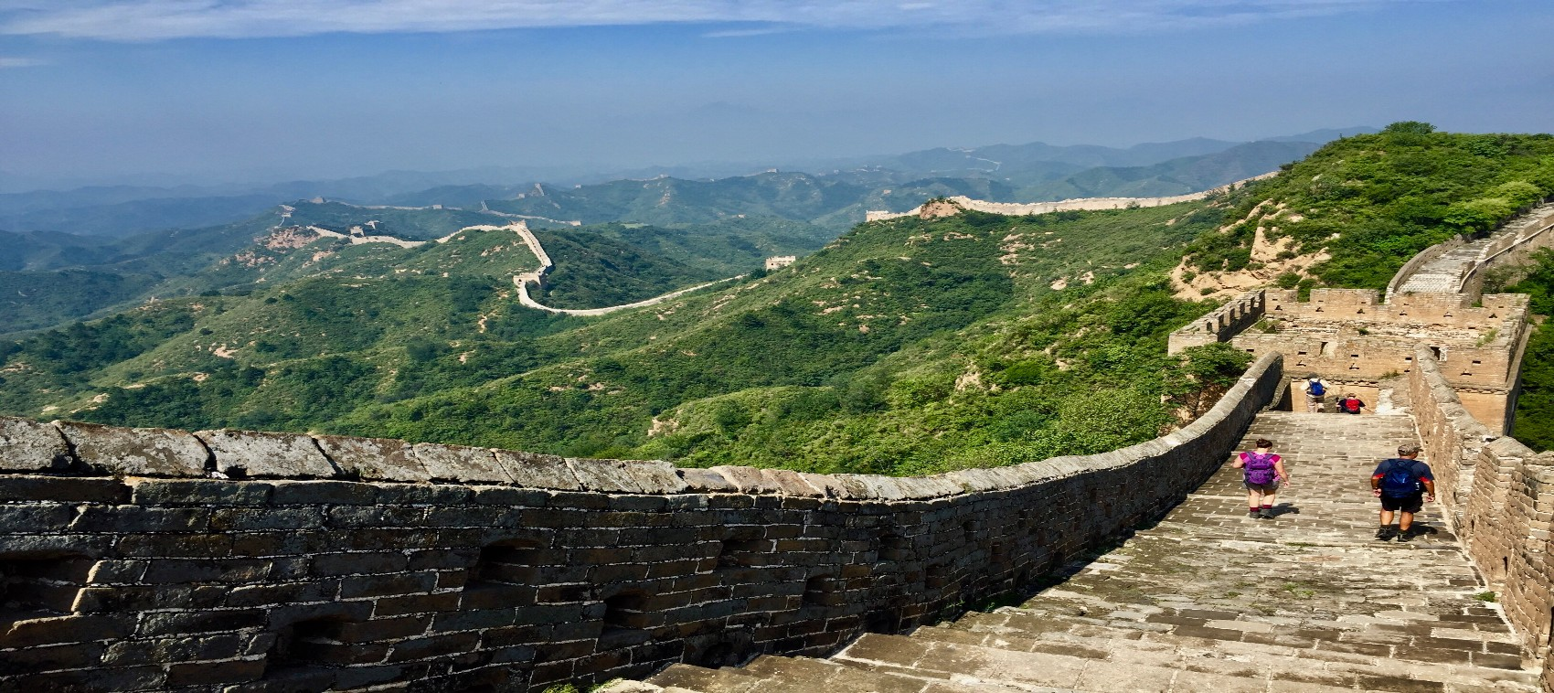 Great Wall of China - June 2019