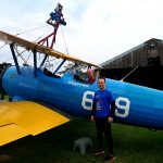 Inspirational Wing Walk Challenger